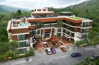 Sea View Condominiums Ko Lanta Yai