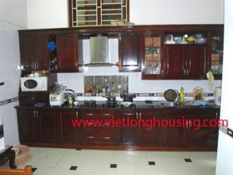 4 bedroom Ciputra villa for rent Ha Noi