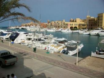 Marina & Sea View 2 Bedroom El Gouna