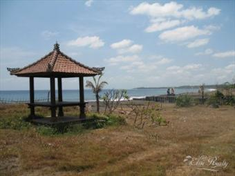 Beach front land in klungkung Bali