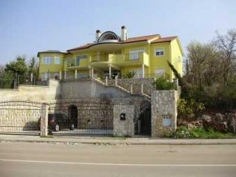 Villa on the Adriatic sea Kostrena (near Rijeka)