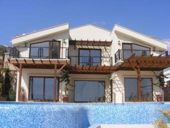 For Sale Luxury Villa in Kalkan Antalya
