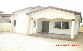 NEW 3 BEDROOMS FOR SALE SPINTEX Accra