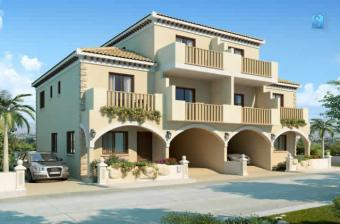Town Houses Andriani Gardens Vrysoulles