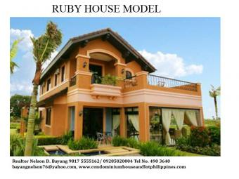 3BR, 3T&B, w/ maids room, ready Antipolo City