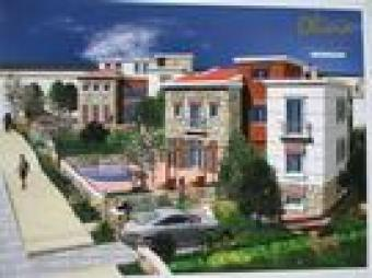 Superb sea view villas:235 Kalkan