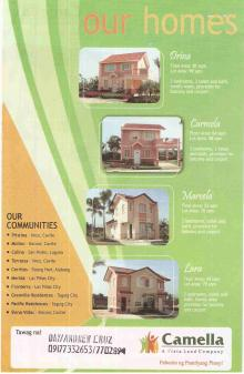 our homes and communities South ,taguig,laspinas,cavite
