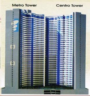 condominium `The Grand Towers` Metro Manila