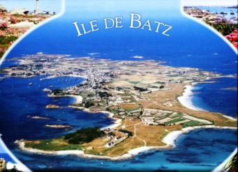 island land (hous making) Ile De Batz