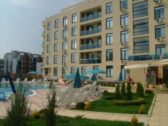 HOLIDAY COMPLEX RAINBOW Sunny Beach