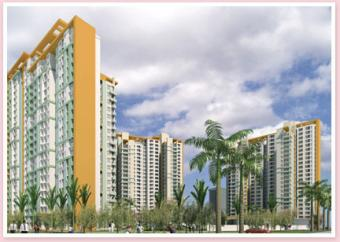 1588 sq ft, 2BHK flat in Unitech Greater Noida