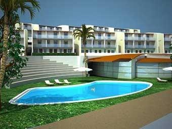 40% discount 3 bed property Reggio Calabria
