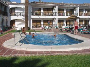Holiday appartments complex to s Torremolinos