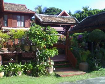 Teak house for Sale THB 80 Mil. Chiang Mai
