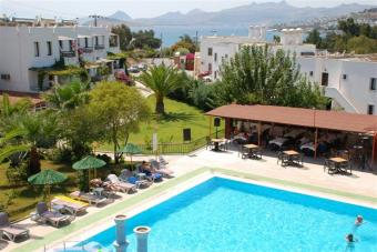 APART HOTEL in BITEZ For Sale Bodrum