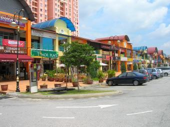 Shop house to let Ampang