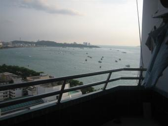 Direct Beachfront Condo Pattaya