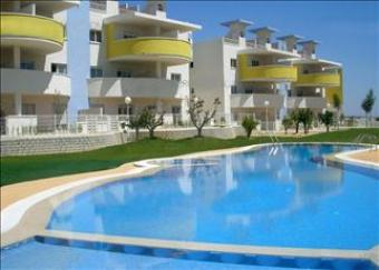 Apartment with pool in Spain Villamartin