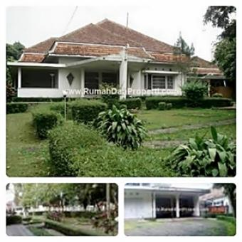 Prestigious location in the city Bandung