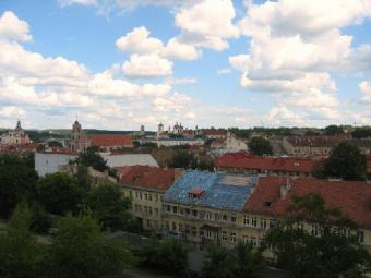 APARTMENT FOR SALE IN OLD TOWN Vilnius