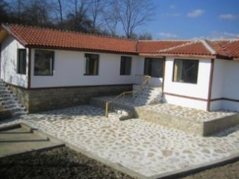 Newly built rural house for sale Provadya