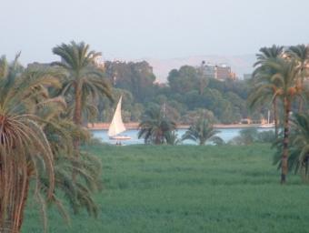 Land on the Nile,Westbank,Luxor Luxor