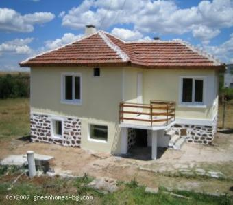 Completely renovated countryside Yambol