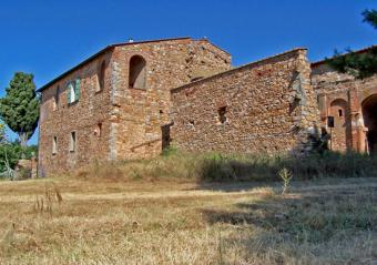 Fascinating convent in Maremma Florence