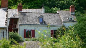 CHARMING HOUSE IN LOIRE VALLEY Chenehuette Treves Cunault