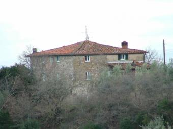 house and land-view on Tuscany Montevarchi