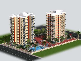 LUXURY FLAT in an EXCLUSIVE SITE Liman