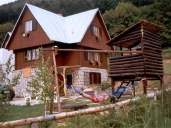 Cottage in Mountain in Slovakia Sabinov
