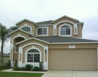 6 Bedroom Orlando Vacation Villa Orlando
