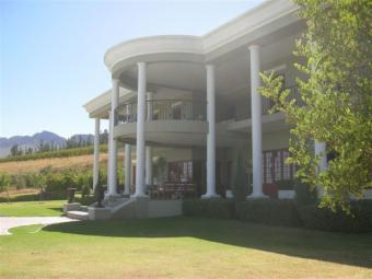 exclusive residence Paarl
