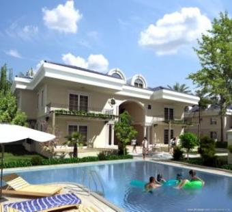 Residence Suits from the builder Kemer