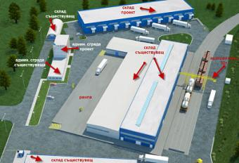 LOGISTIC CENTER RUSE Rouse