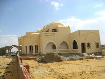 Green Buffer Villa For Sale, 6 October Governorate