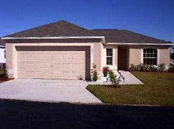 3 bed villa with games room Florida