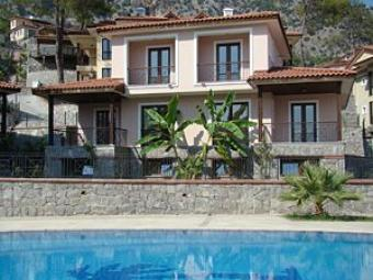 Terrace Life semi-detached Villa Mugla