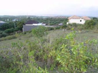 Land 4 Sale in Jimbaran Hill Jimbaran