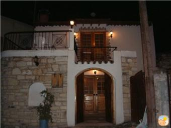 A Beautful Stone Cottage Troodos