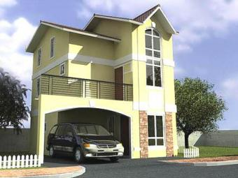 Phil House & LOT 3 STOREY 4BR Bacoor