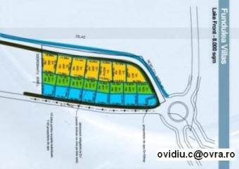 residential project on sale,Lake Bucharest