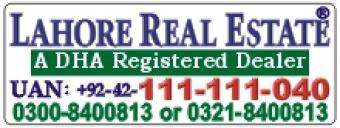 20 Marla Plot for Sale in DHA Lahore