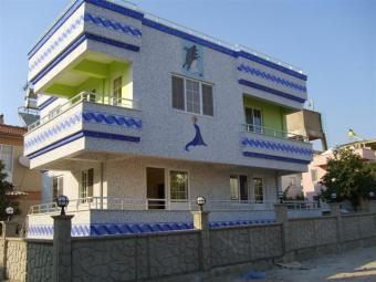 3 bedroom villa stunnig sea view Altinkum