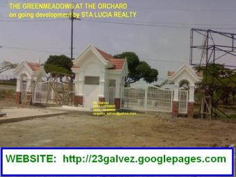 GREENMEADOWS LOT FOR SALE Cavite