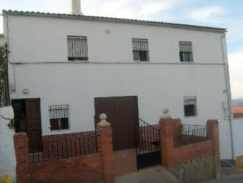 Large village house in Olvera Olvera