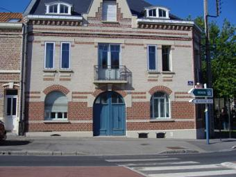 Superb Mansion House in Town Amiens