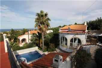 2 HOUSES FOR THE PRICE OF ONE Denia
