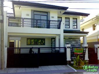BF Homes Paranaque – Black & Whi Bf Homes Paranaque